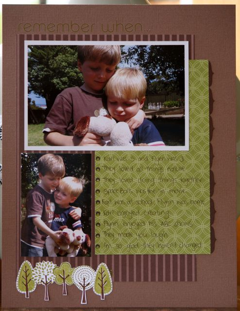 May is Scrapbooking Month!