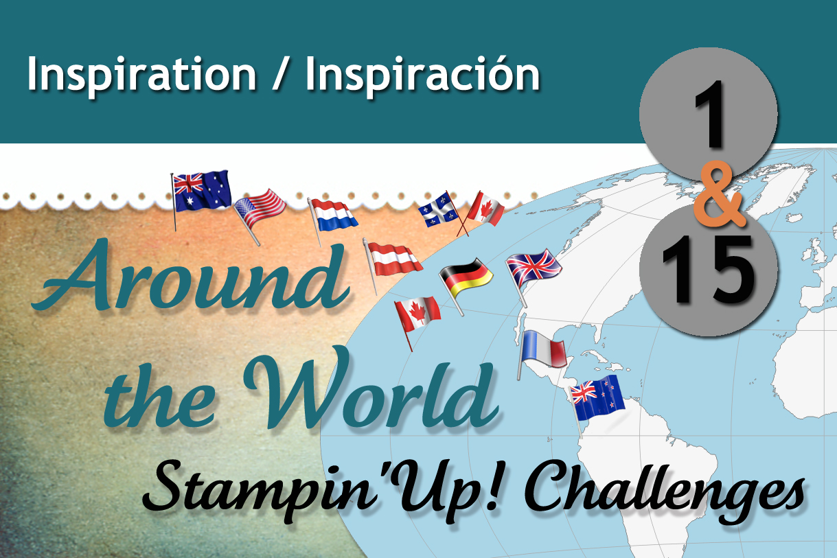 Around the World Challenges