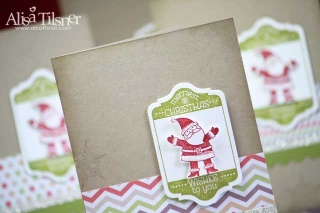 August Christmas Stamp a Stack by Mail