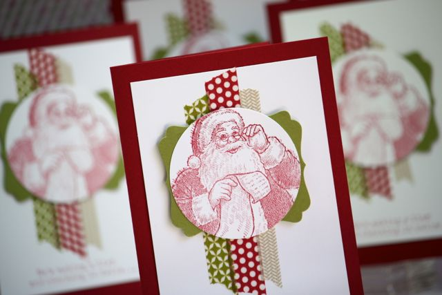 September Christmas Stamp a Stack by Mail
