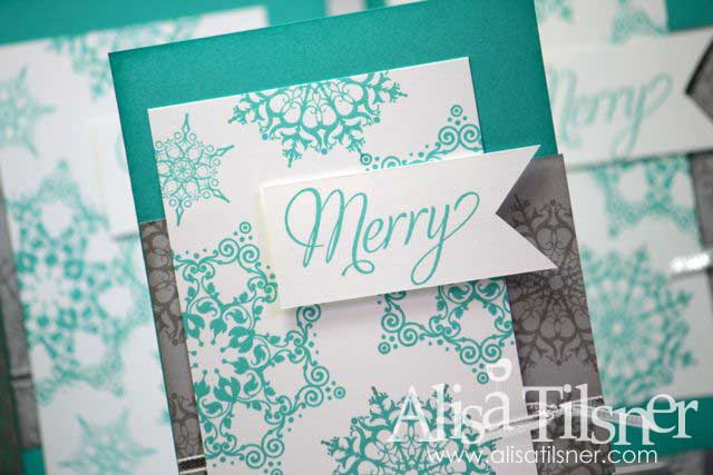 October Christmas Stamp a Stack by Mail