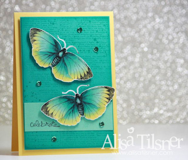 Colouring Butterflies with Blendabilities