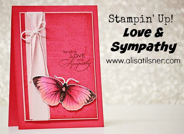 stampin up love and sympathy