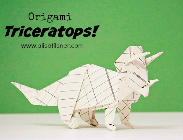 how to make an origami triceratops 28 images 219 best