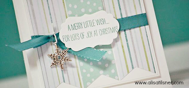 Stampin Up All is Calm