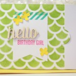 Hooray It's Your Day Project Kit Card 3