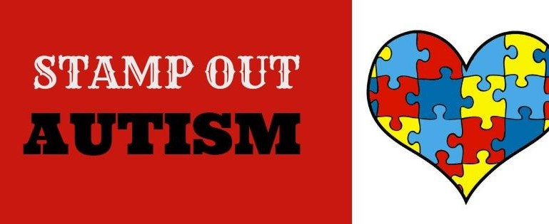 Stamp out Autism Blog Hop