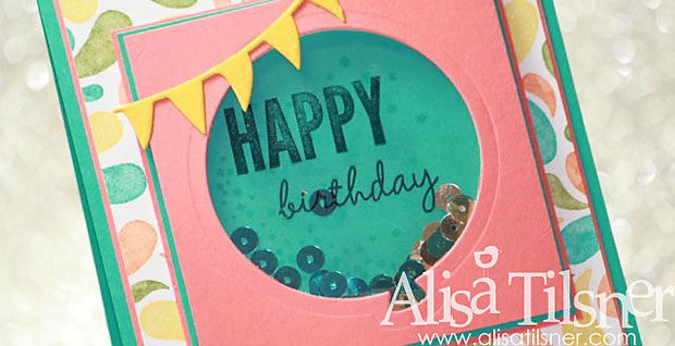 stampin up celebrate today