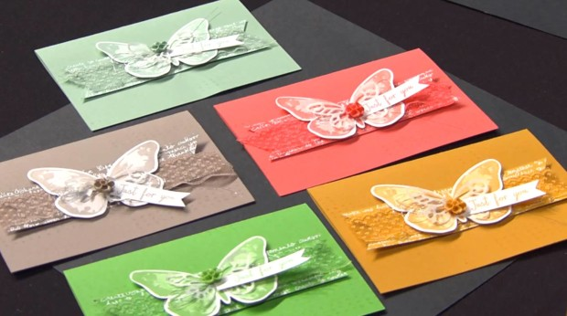 New Stampin Up InColors 2015 - 2017