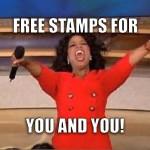2 Free Stamp Sets