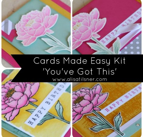 Cards Made Easy – July