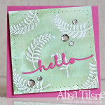 Stampin Up Awesomely Artistic