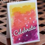 Stampin Up Celebrate