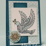 Stampin Up Dove of Peace