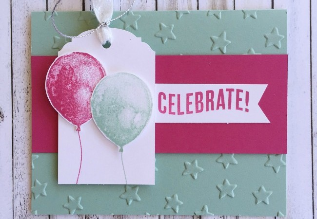 Stampin Up Balloon Builders