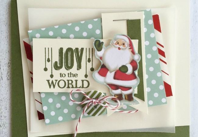 Stampin Up Home for Christmas